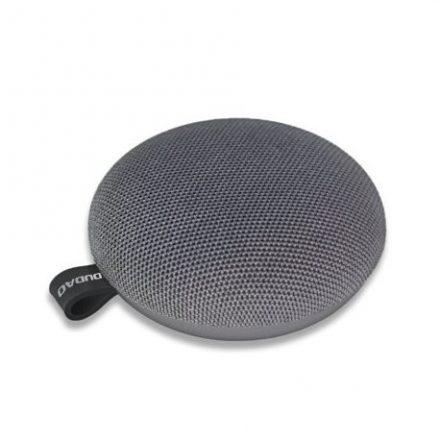 Dudao bluetooth hordozható hangszóró, Aux bemenet, akkumulátor(600mAh), fekete