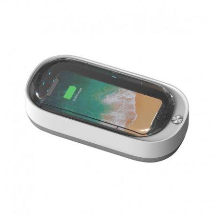Hordozható UV mobiltelefon fertőtlenítő