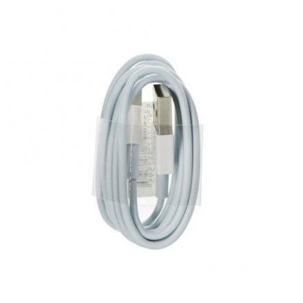 Lightning kábel iPhone 5/6/7/8/X/SE 1m fehér Class II