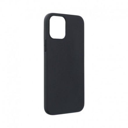 Samsung Galaxy S20 FE Forcell színes szilikontok, fekete