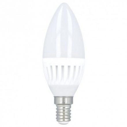 Forever Light Led izzó Gyertya E14 C37 10W 230V 4000K 900lm ceramic