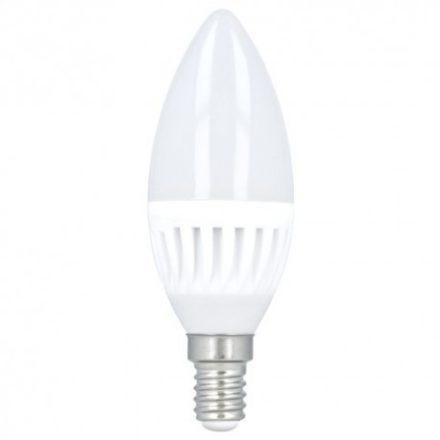 Forever Light Led izzó Gyertya E14 C37 10W 230V 6000K 900lm ceramic